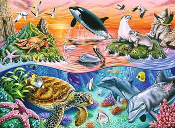 Beautiful Ocean 100 pc XXL Puzzle