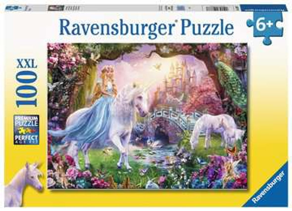 Magical Unicorn 100 pc XXL Puzzle