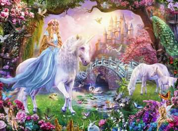 Magical Unicorn 100 pc XXL Puzzle