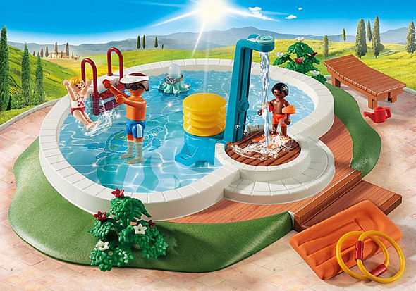 Swimming Pool - Playmobil