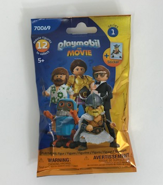 Playmobil Move Mystery Figures