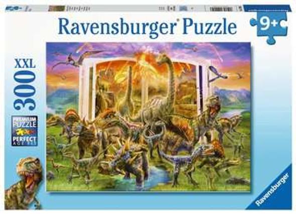 Dino Dictionary 300 pc XXL Puzzle