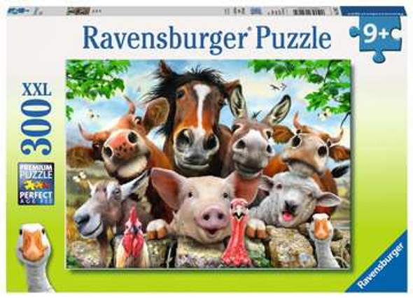 Say Cheese! 300 pc XXL Puzzle