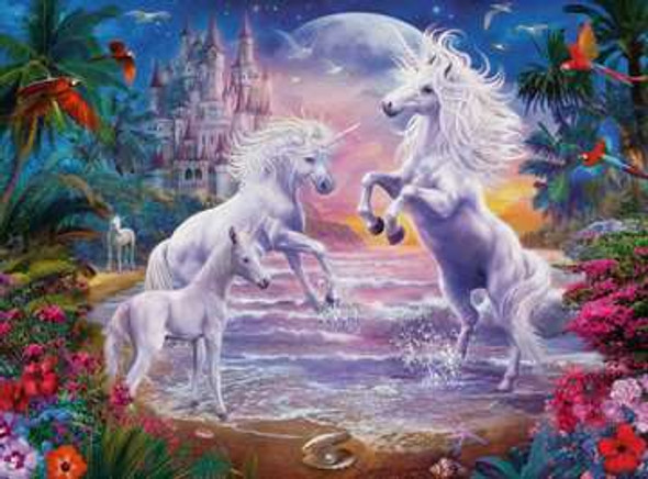 Unicorn Paradise 300 pc XXL Puzzle