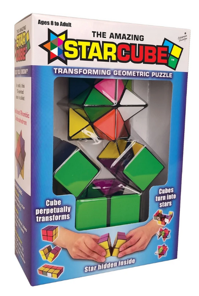 StarCube Puzzle