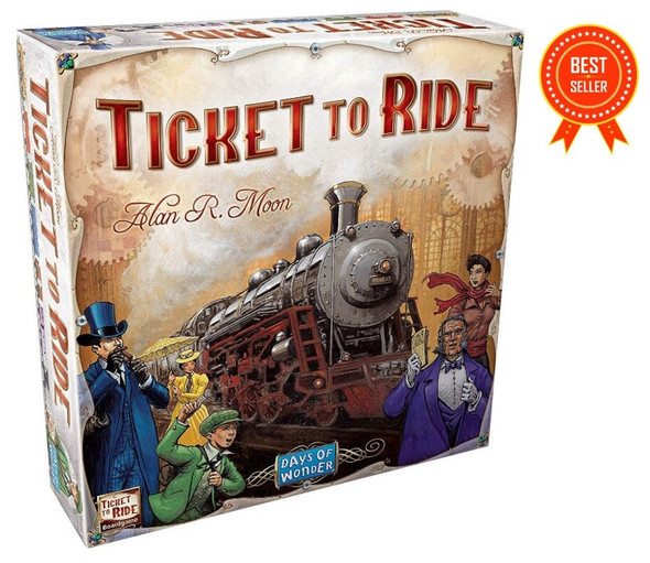 Ticket to Ride: USA Edition