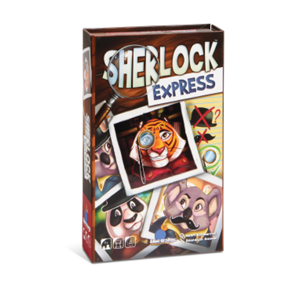 Sherlock Express Card Game