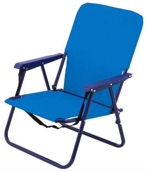 Folding Strap Chair