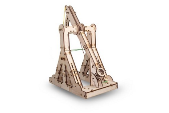 Eco Wood Art - Trebuchet
