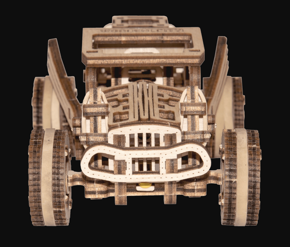 Wooden City: Buggy