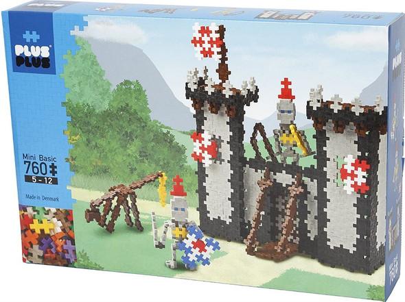 Plus Plus Knight's Castle Set - 760 pc