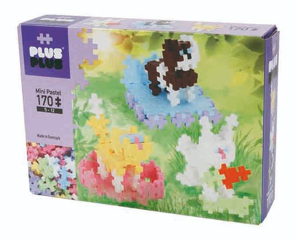 Plus Plus Pastel Pets Set - 170 pc