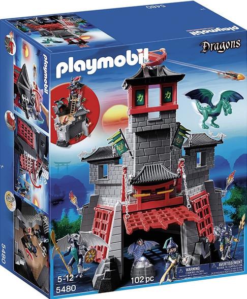 Playmobil Secret Dragon Fort