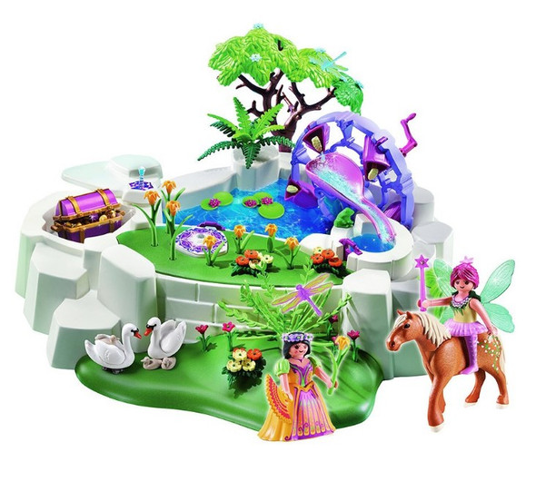 Playmobil Magic Crystal Lake