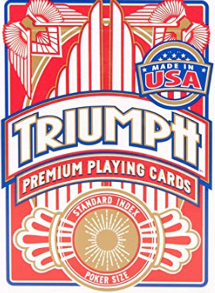 Triumph Standard Playing Cards