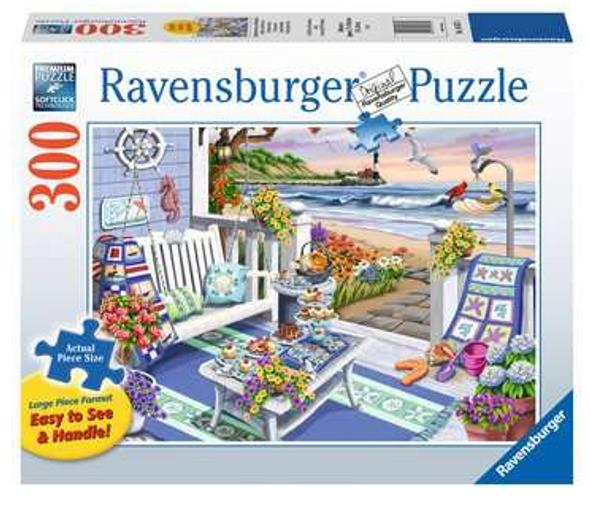 Seaside Sunshine 300pc Puzzle