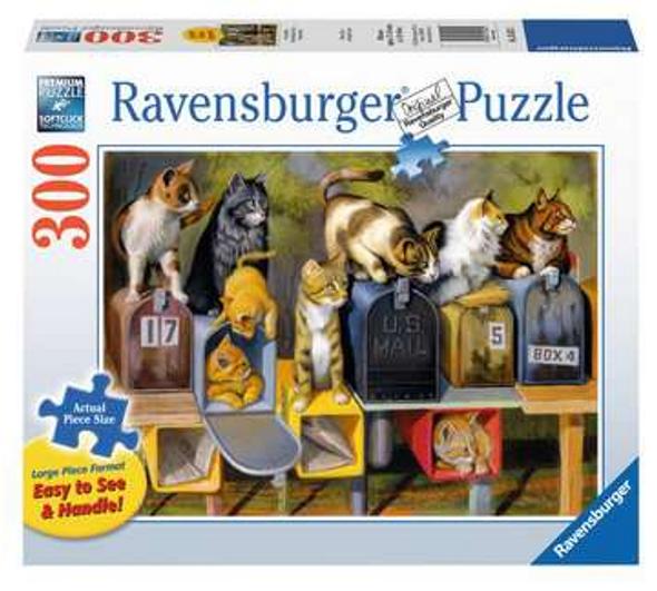 Cats Got Mail 300pc Puzzle