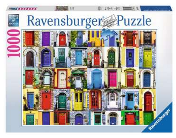 Doors of the World 1000 pc Puzzle