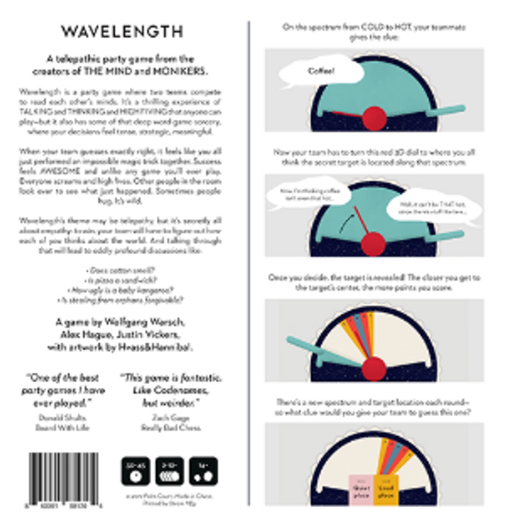 Wavelength Game