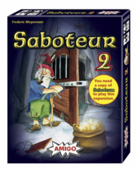 Saboteur 2 Game