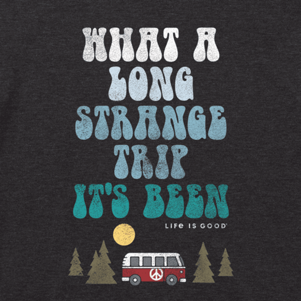 What a Long Strange Trip cool tee tee