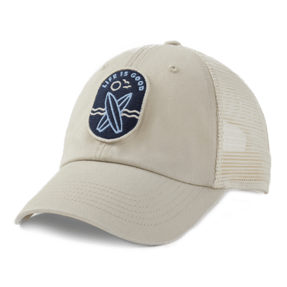 Surfboards Patch Hat