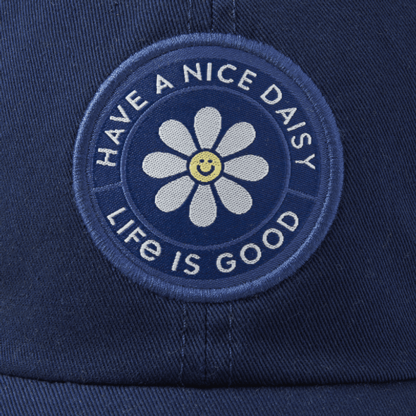 Have a Nice Daisy smile hat