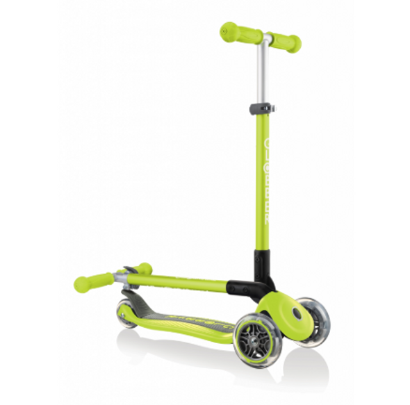 Primo Foldable Scooter - Lime Green