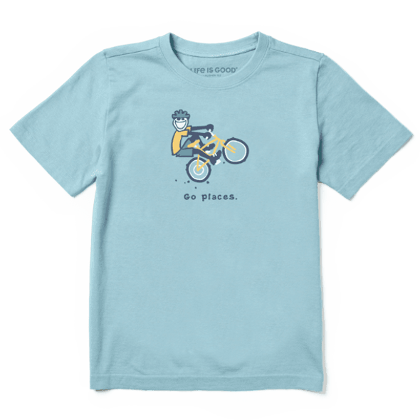Go Places Boys tee