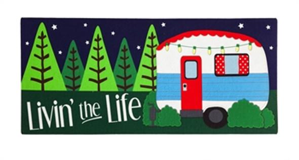Livin' The Life Camper Sassafras Mat