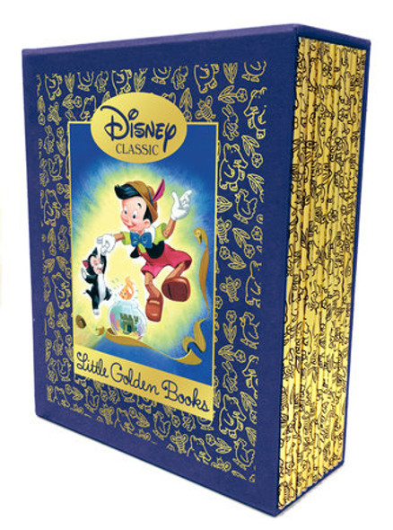 Disney's Golden Book Set