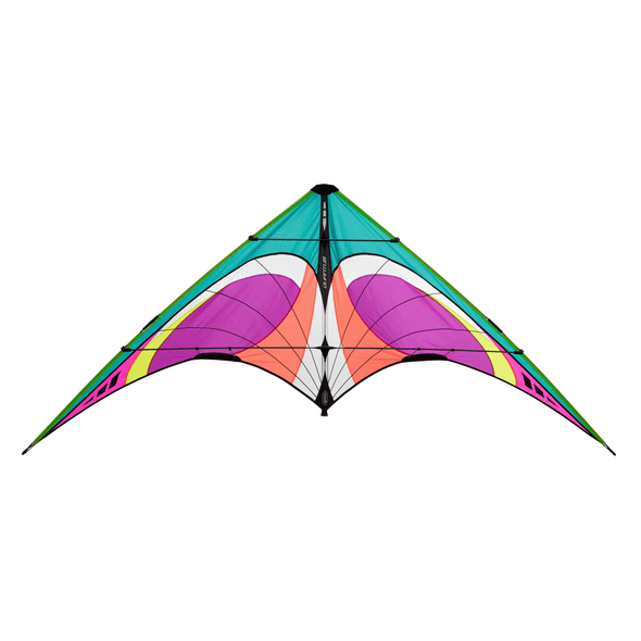 Quantum Stunt Kite 2.0 - Throwback