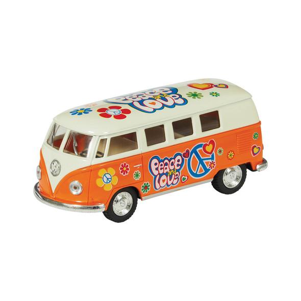 VW 1962 Die Cast bus