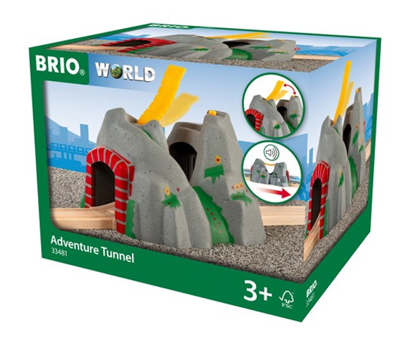 Brio Active Tunnel for trains