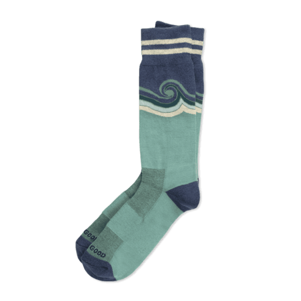 Men's Wave cushioned socks