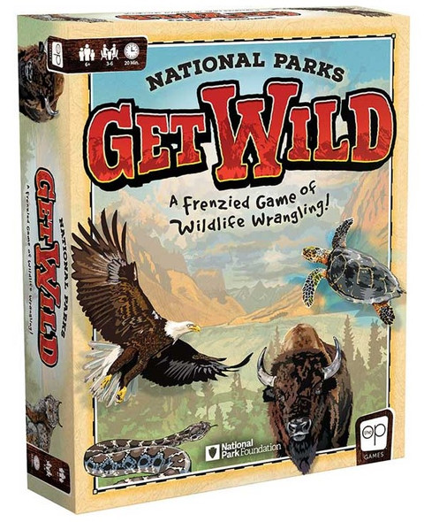 Get Wild Front