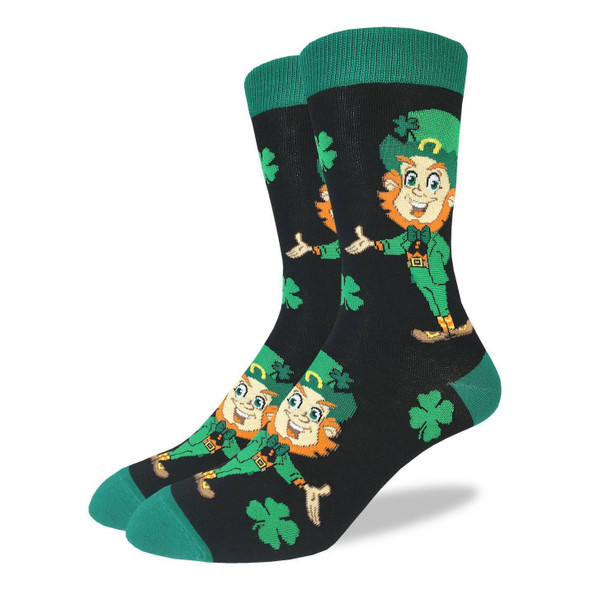 Leprechaun socks