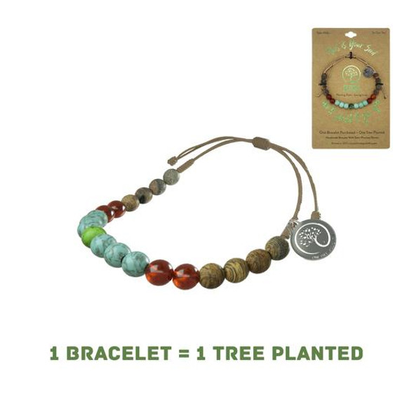 1 Tree Mission Joshua Tree bracelet