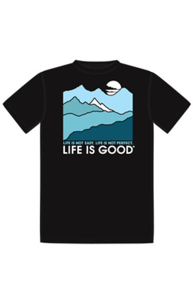 Life Isn't Easy active tee