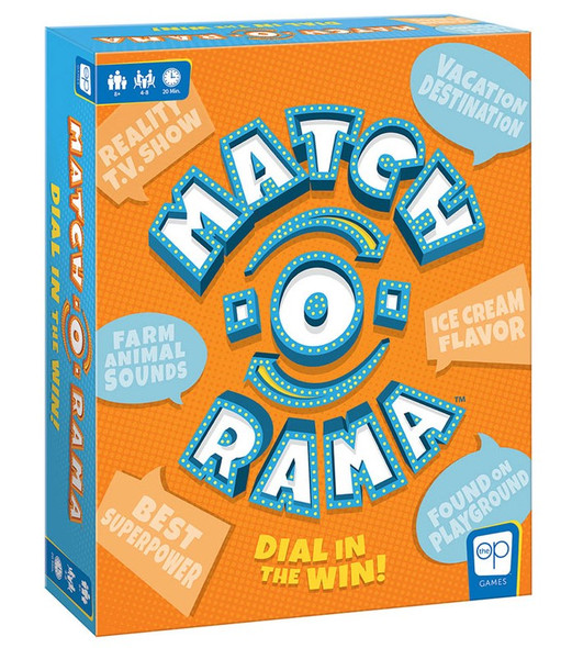 Match-O-Rama Game