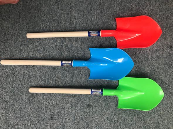 Jr Wood Handle Shovel