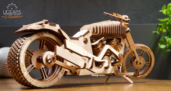 UGears: Motor Bike VM-02