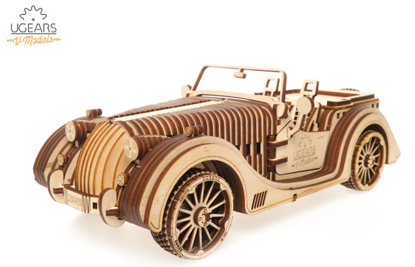 UGears: Roadster Car