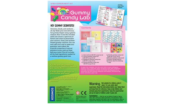Rainbow Gummy Lab