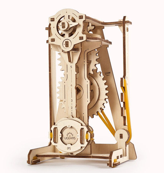 UGears STEM Lab: Pendulum