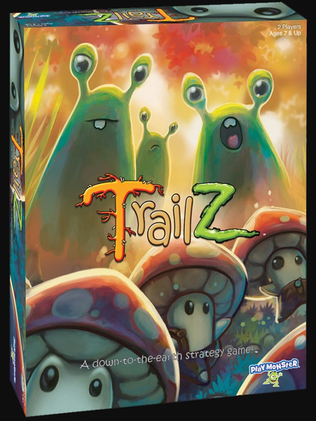 Trailz Strategy Game