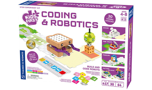 Kids First Coding & Robotics kit