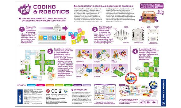 Kids First Coding & Robotics kit