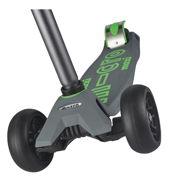 Maxi Deluxe Pro Scooter - Grey/Green