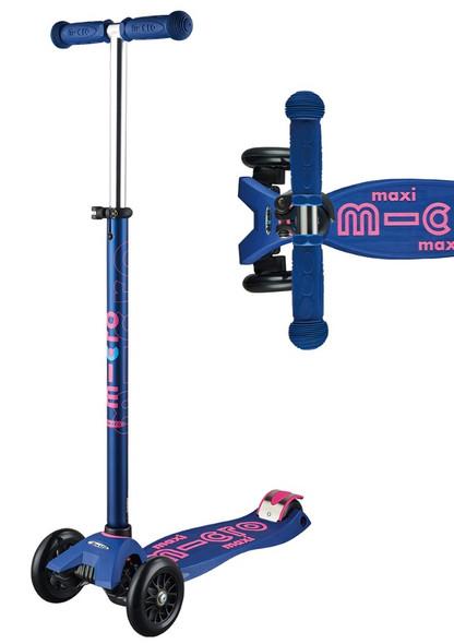 Maxi Deluxe Scooter - Indigo